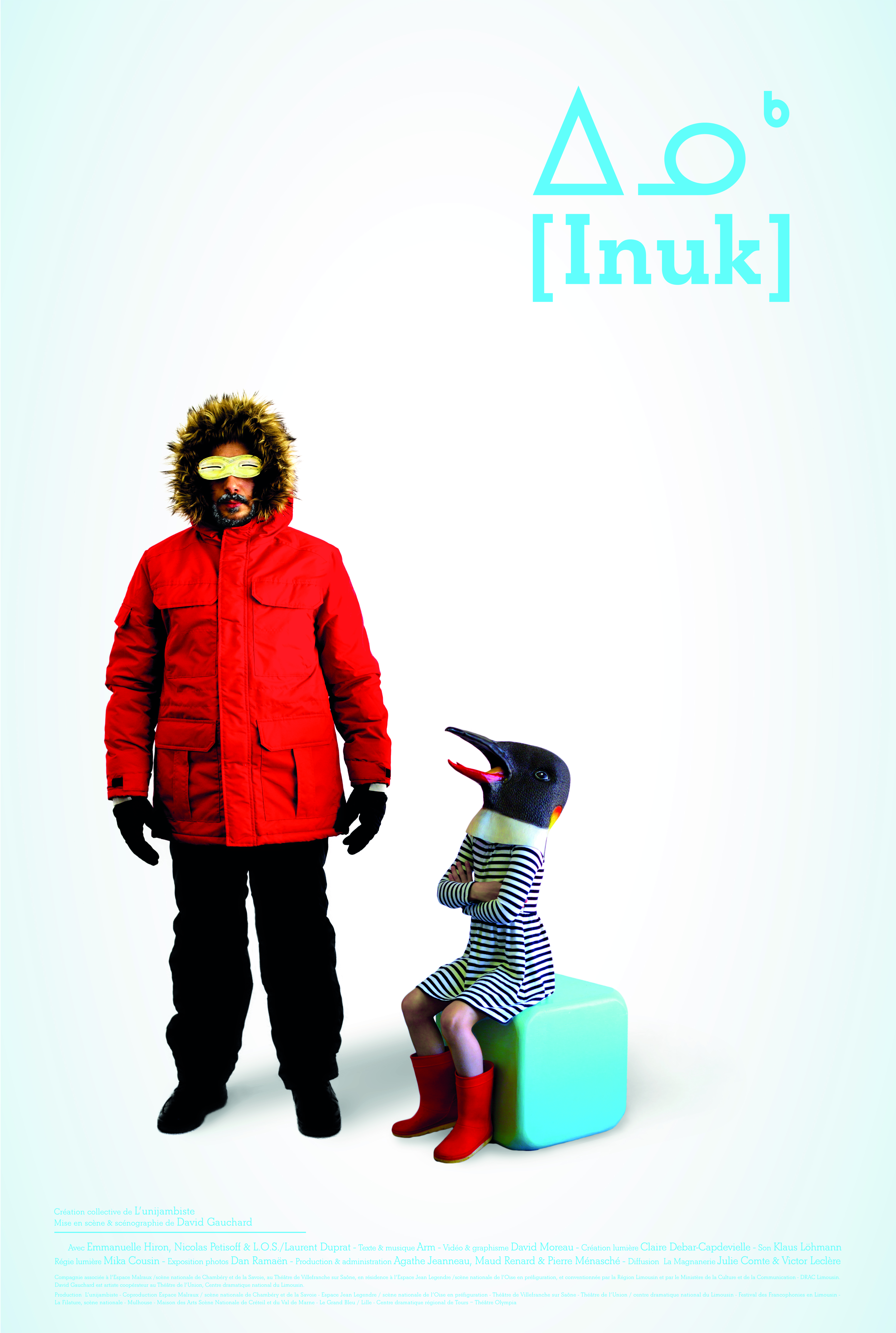 affiche INUK